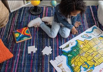 Floor Puzzle Day
