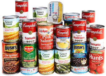 Scott County Food Drive: Yes We CAN!