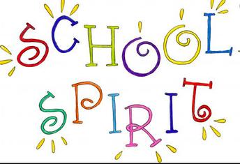 Spirit Day is Friday, February 12!
