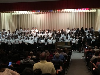 Grade 8 Concert