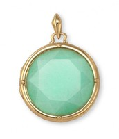 Sentiment stone locket £20 RRP £40