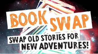 Just a Heads Up: Book Swap Scheduled for February!