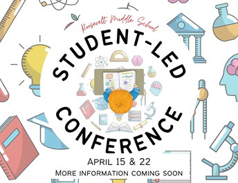 NEW DATES for Student-Led Conferences