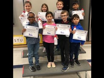 Second Grade Leaders!