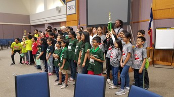 Fort Bend ISD MatchBook Competition