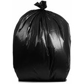 DON'T FORGET TO PICK UP YOUR TRASH BAGS TOMORROW!
