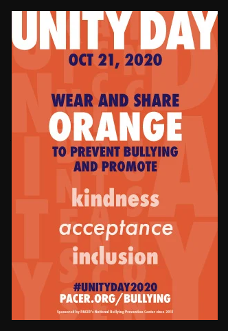 Unity Day - 10.21.20