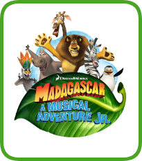 MADAGASCAR, Coming Soon to the Crockett Stage!