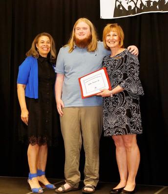Executive Director Jennifer Canipe Honorary Access Award