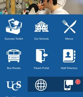 Step 1- The UCS App