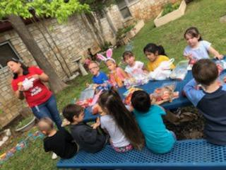 Pre-K Egg Hunt and Picnic!