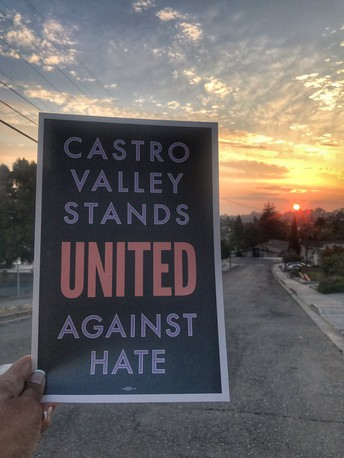 Bay Area United Against Hate Week of November 17th - 22nd!