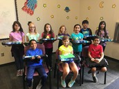 Science Fair Winners-4th grade
