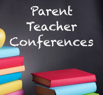 Parent Teacher Conferences are in full swing!