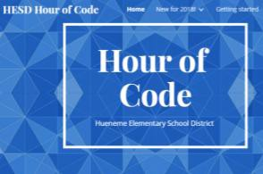 Hour of Code 2018--- DECEMBER IS HOUR OF CODE MONTH!!!