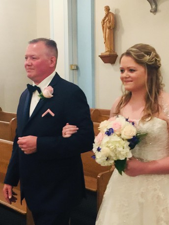 This Week at St Jude School-Congratualtions to the new Mrs. Mekus