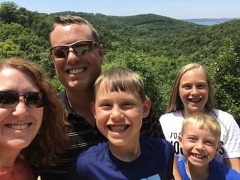 Vacationing in Missouri