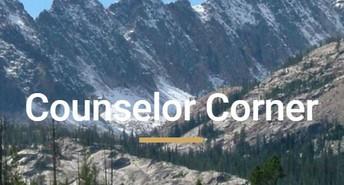 JHS Counseling Corner Webpage