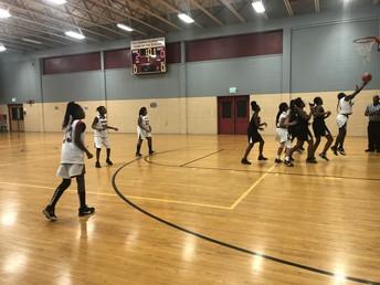 We're Playing Basketball!
