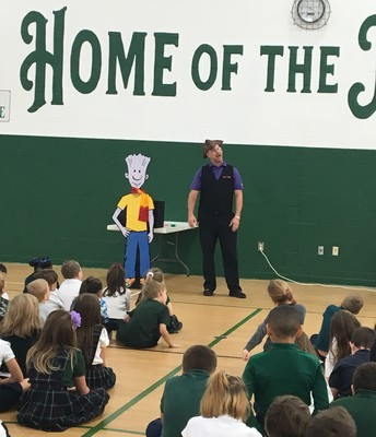 Fun at the Ned Assembly