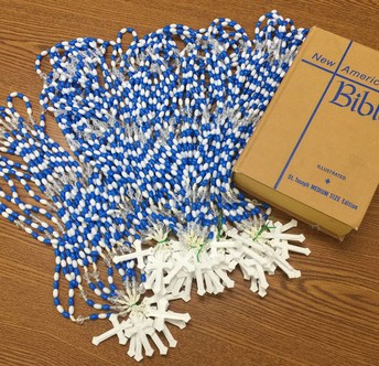 184,000 Rosaries!