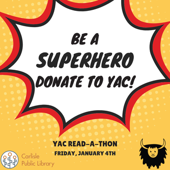 YAC Read-A-Thon