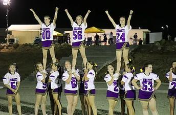 Minarets Cheer Team
