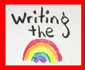 How are we doing this? We're Writing the Rainbow with Amy LV