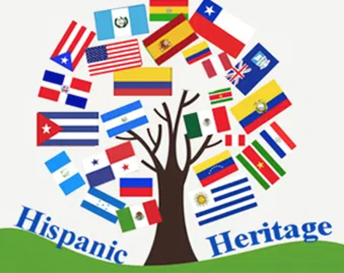 Hispanic Heritage Month Sept. 15-Oct. 15