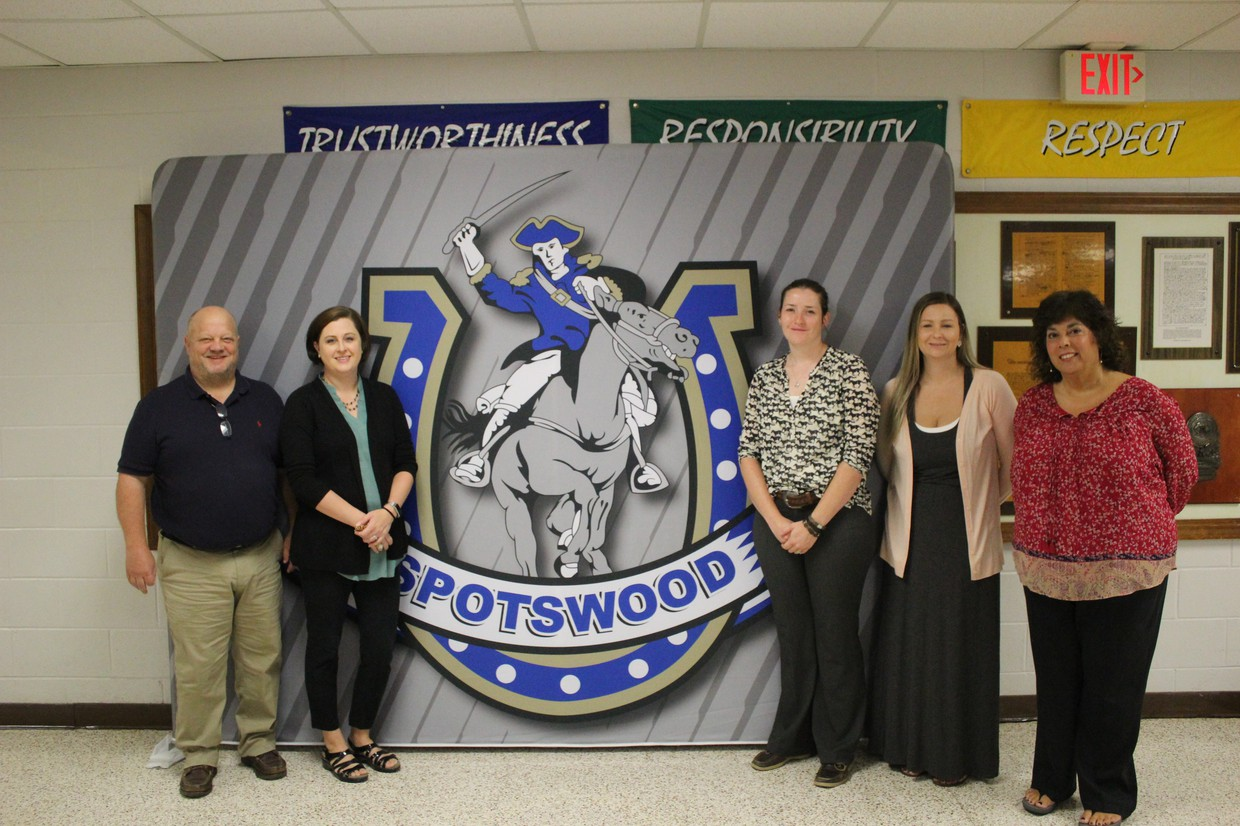 Photo of the SHS Career and Technical Education staff.