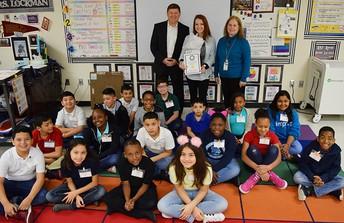 Amber Lockman (Petrosky Elementary School)