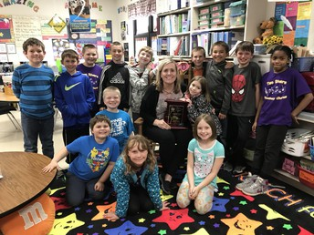 Neshotah Charitable Foundations Teacher Of The Year