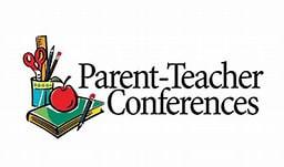 PARENT TEACHER CONFERENCES -  REMINDER