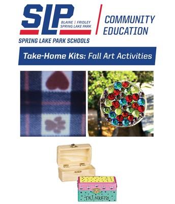 Take-Home Kits: Fall Art Activities