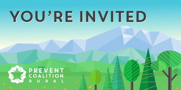 Prevent Rural: You're invited!