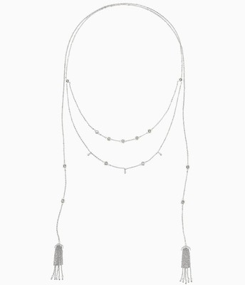 Kendall Wrap Necklace