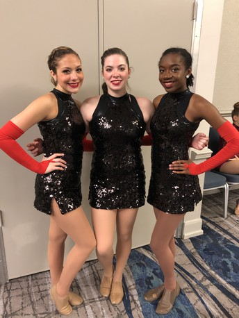 Pacesetters' Officers Bring Home a Diamond Sweepstakes