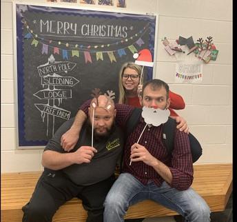 Christmas Fun 8th-grade Teachers