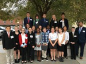 Congrats to the Mock Trial Team
