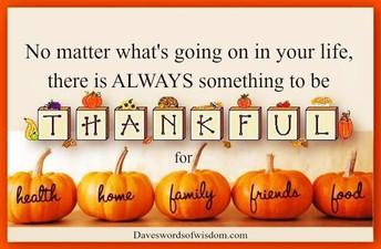 Posiivity Project (P2) - Gratitude