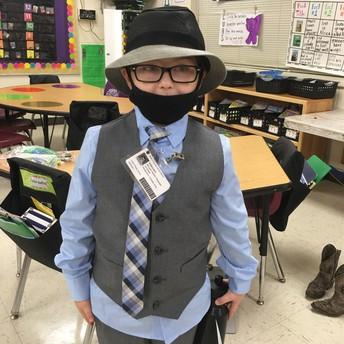 First Grade Fashion