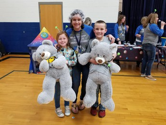 Giant Bears and Kids that Care
