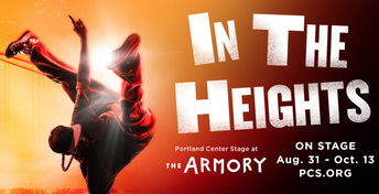 In The Heights Play at Portland Center Stage