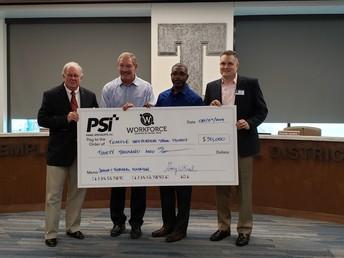 Celebrating Partnerships w/ PSI and Workforce