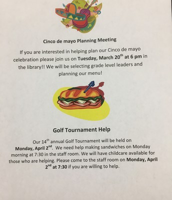 Help for Cinco and Golf