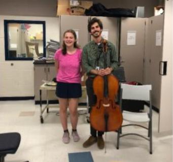 June's Featured Teacher--Mr. Nugent