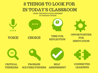 Innovation in Classrooms