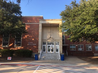 Jack C. Faubion Middle School, the best middle school in the State of Texas
