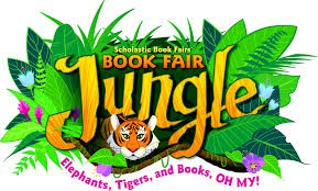 Elephants, Tigers and Books....Oh My!    The Book Fair is coming!