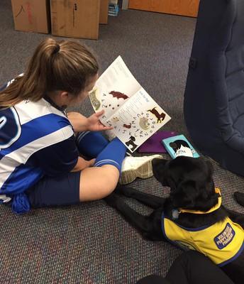 PAWS to Enjoy Reading Program
